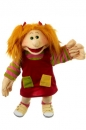 Lilabell W626 / Living-Puppets / Handpuppe 65 cm